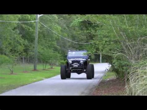 Project Patriot - Jeep TJ with cammed LSx 5