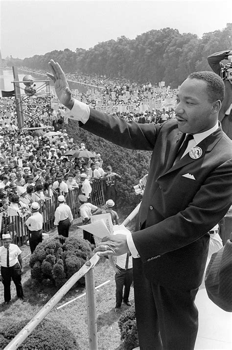 How Martin Luther King's 'I Have A Dream' Speech Changed