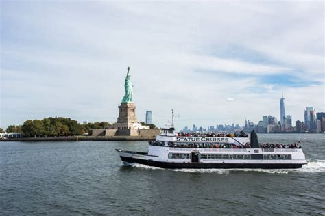 Statue of Liberty in NYC – Tickets, Tours, Ellis Island