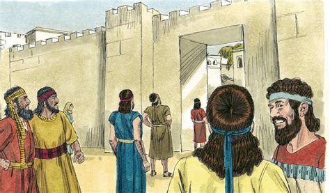Bible Lesson: Returning to the Word of God (Nehemiah 7-8
