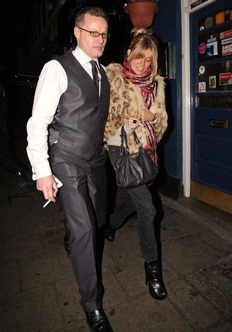 Photos of Drunk Sienna Miller, Who Is Out of Nottingham