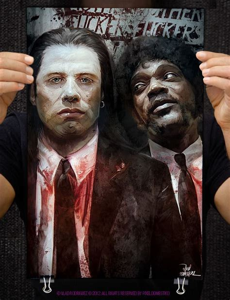 Pulp Fiction Jules Winnfield Quotes