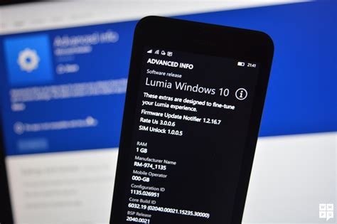 Microsoft replaces Extras + Info with Advanced Info in