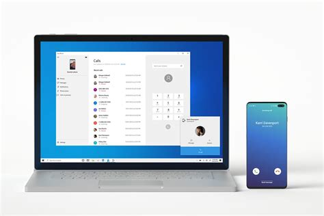 How to make and receive calls on your PC with the Your