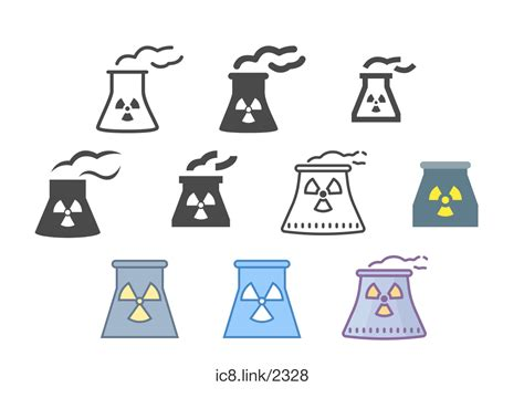 Nuclear Power Plant Icon - Free Download at Icons8
