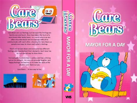 Opening to Care Bears - Mayor For a Day (1997) VHS