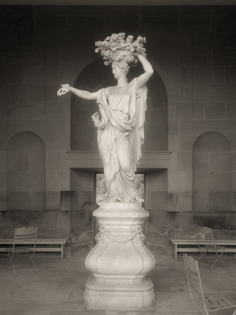 Flora the Roman Goddess of Flowers and the Season of