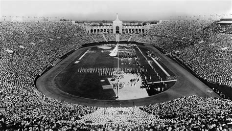 Los Angeles 1932: California welcomes the world - Olympic News