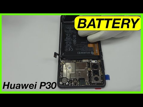Huawei P30 Pro vs iPhone XS Max / Samsung S10 Plus Battery